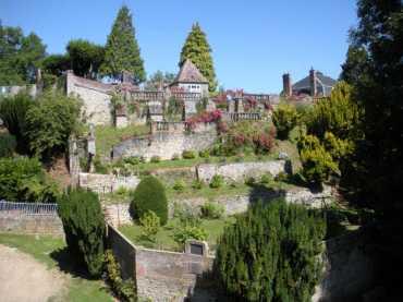 Gerberoy - Jardins