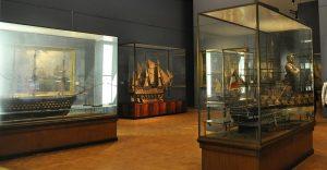 Musée de la Marine - Maquettes
